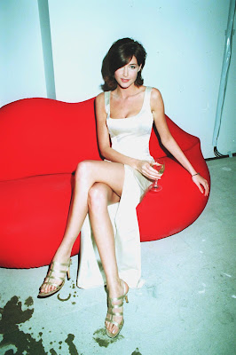 foto de Lisa Snowdon M&S 2011 Adslip celebrity wallpaper