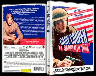 El Sargento York [1941] Descargar cine clasico y Online V.O.S.E, Español Megaupload y Megavideo 1 Link