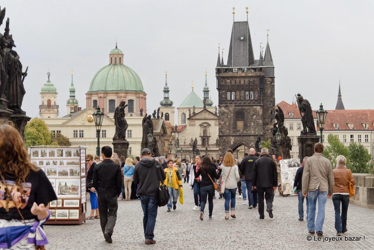 2 jours a Prague-Pont Charles