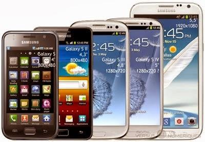 Daftar Harga Samsung Galaxy Terbaru di Bulan September 2014 | Turun Harga!