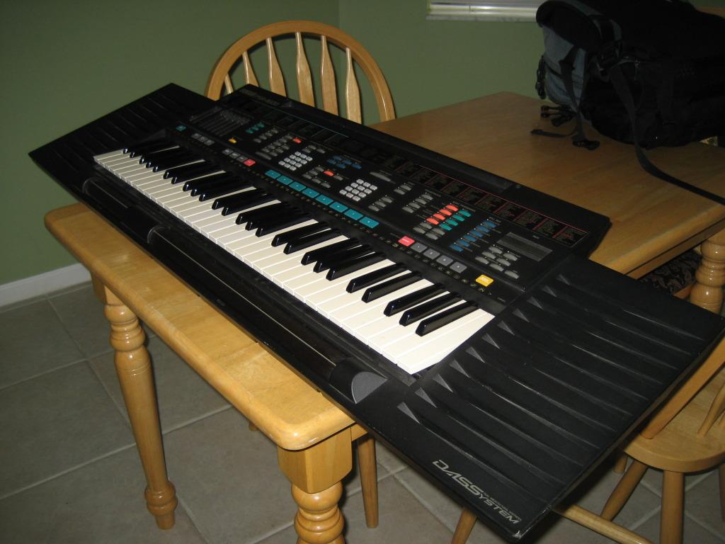 Matrixsynth yamaha psr 4600 for Yamaha piano keyboard models