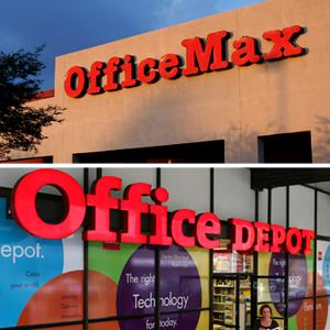 Office Depot to merge with OfficeMax