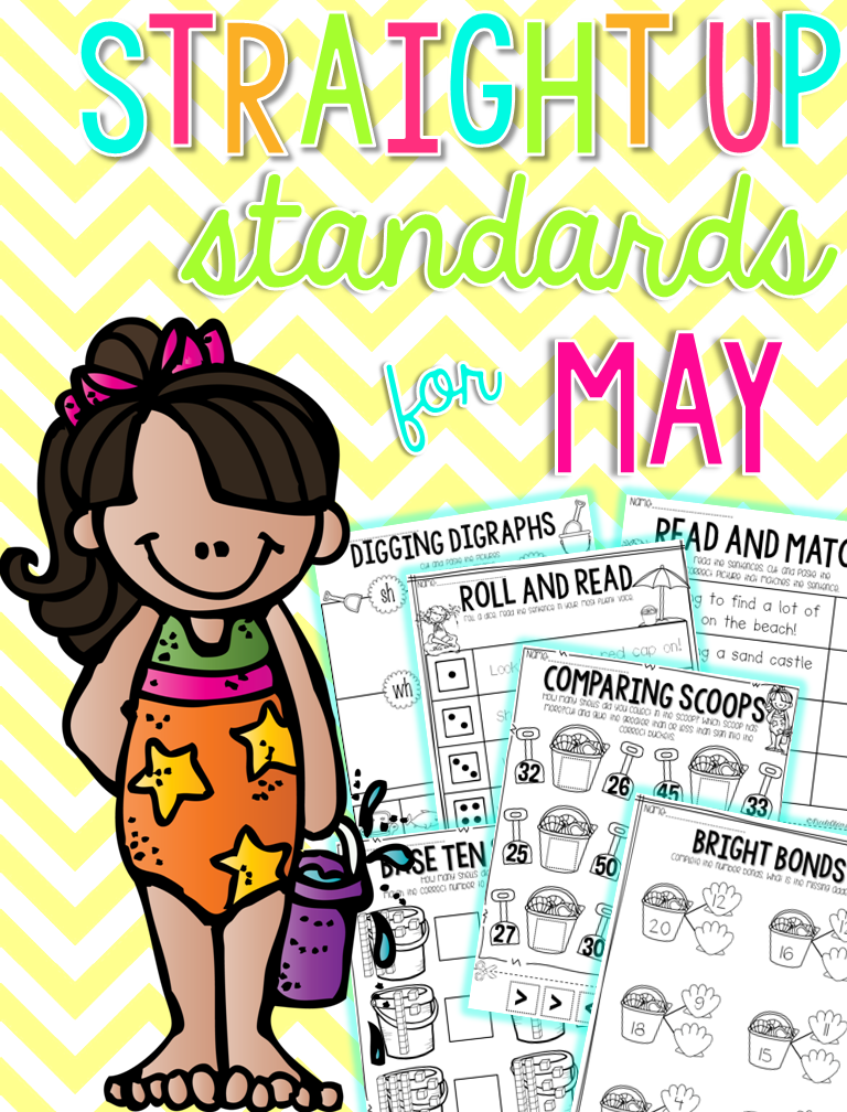 http://www.teacherspayteachers.com/Product/Straight-Up-Standards-for-May-Printables-1223416