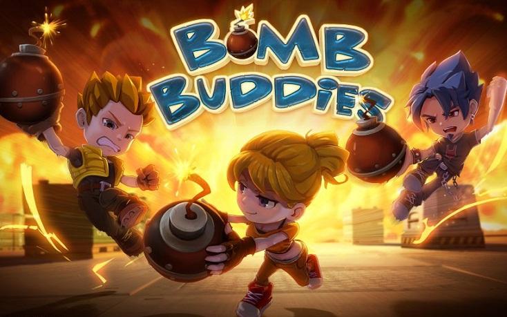 jogo Bomb Buddies