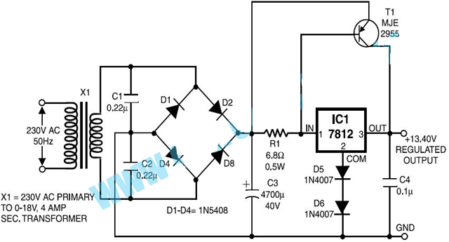 Secret diagram power supply for walkie talkies circuit diagram power supply for walkie talkies circuit diagram asfbconference2016 Images