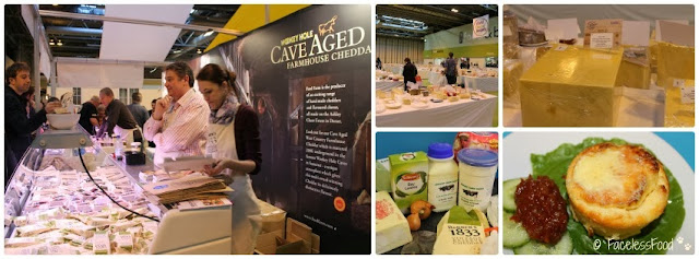 images from the BBC Good Food Show