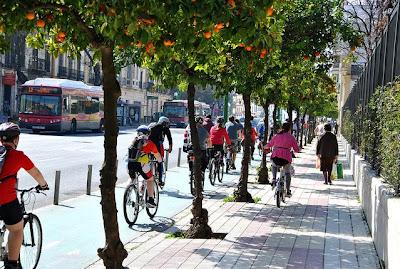 Sevilha (Espanha): cidade amiga das bicicletas