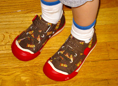 Keen Owl Shoes for Toddlers