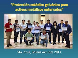 STA. CRUZ, BOLIVIA, OCTUBRE 2017