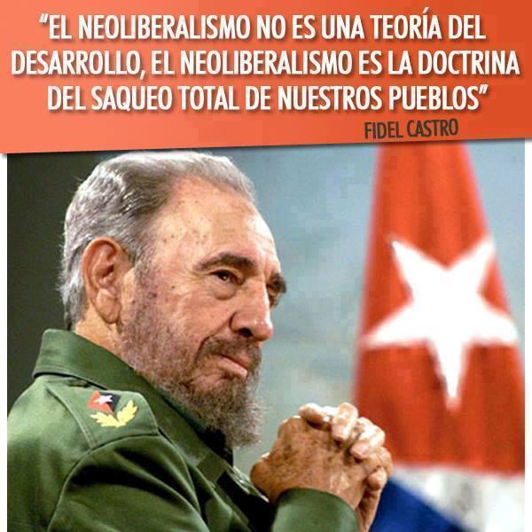.Fidel Castro