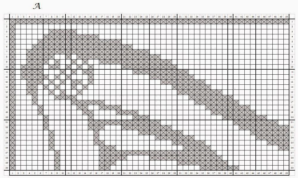 Grid Mammal Crafts: Meditations with Fillet Crochet