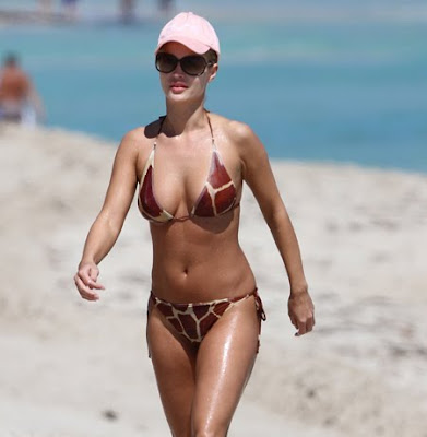 Poker player Joanna Krupa (also a model and Dancing with the Stars alum) was ...