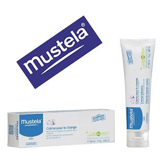 Mustela® bebê creme vitaminado