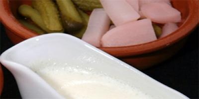 recetas de cocina salsa de ajo casera