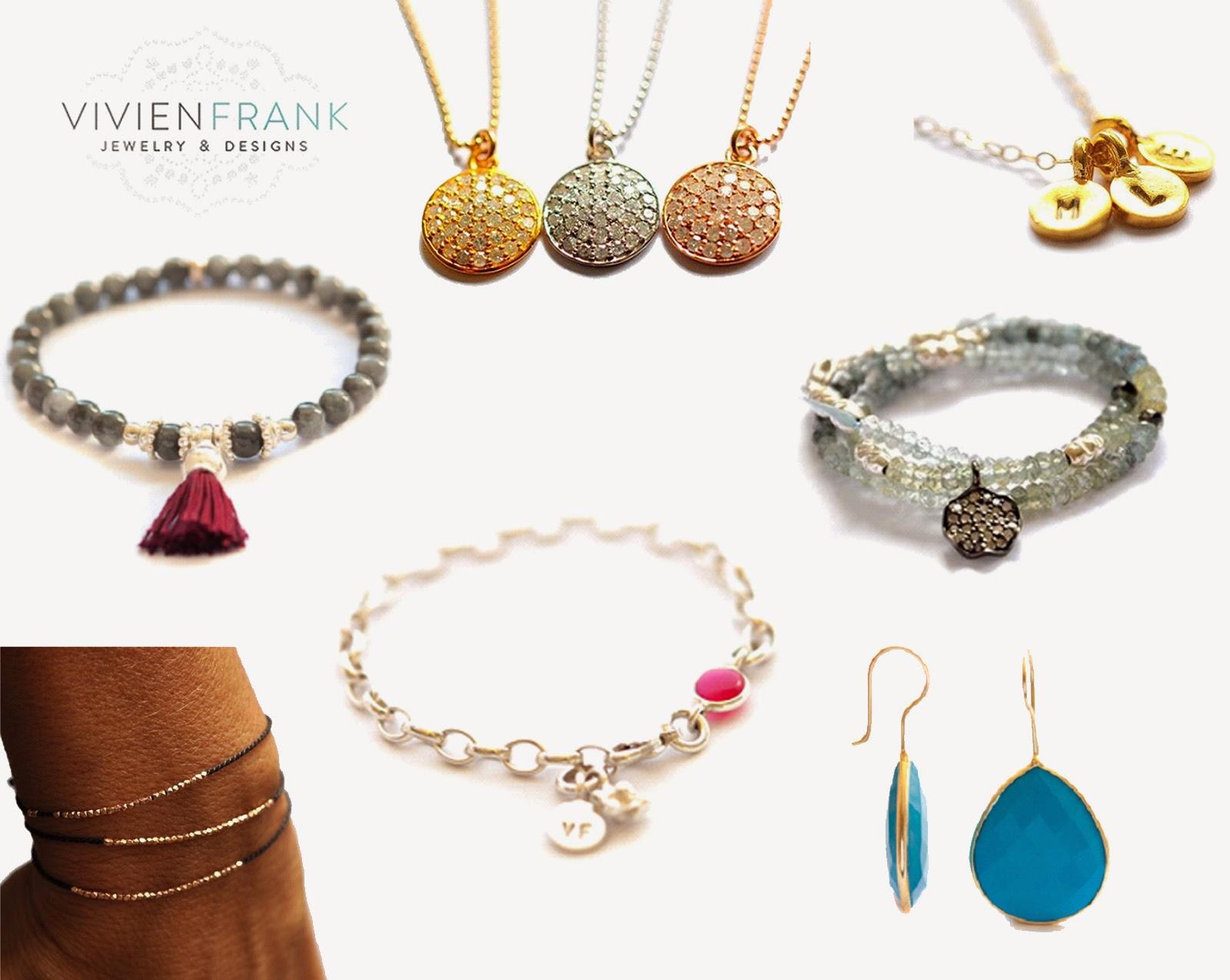 Vivien Frank - Swiss Designers - Jewellery