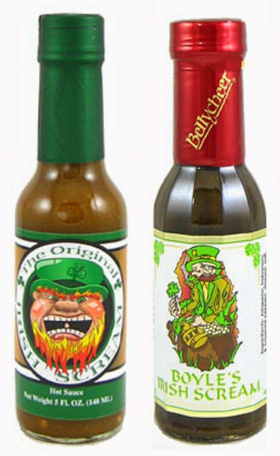 St. Patrick's Day Hot Sauce