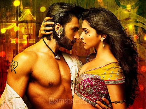 Ram Leela Review - Ranveer Singh and Deepika Padukone