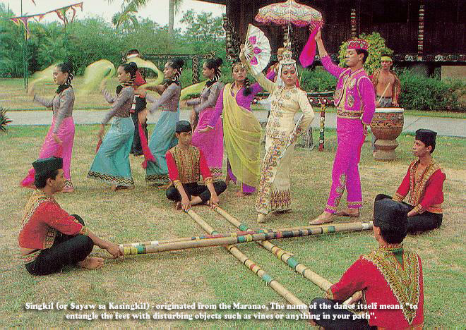 Image result for singkil dance picture