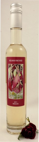 Kelman Vineyard Moscato 2011