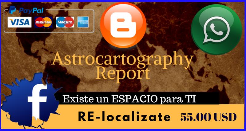 Astrocartograma