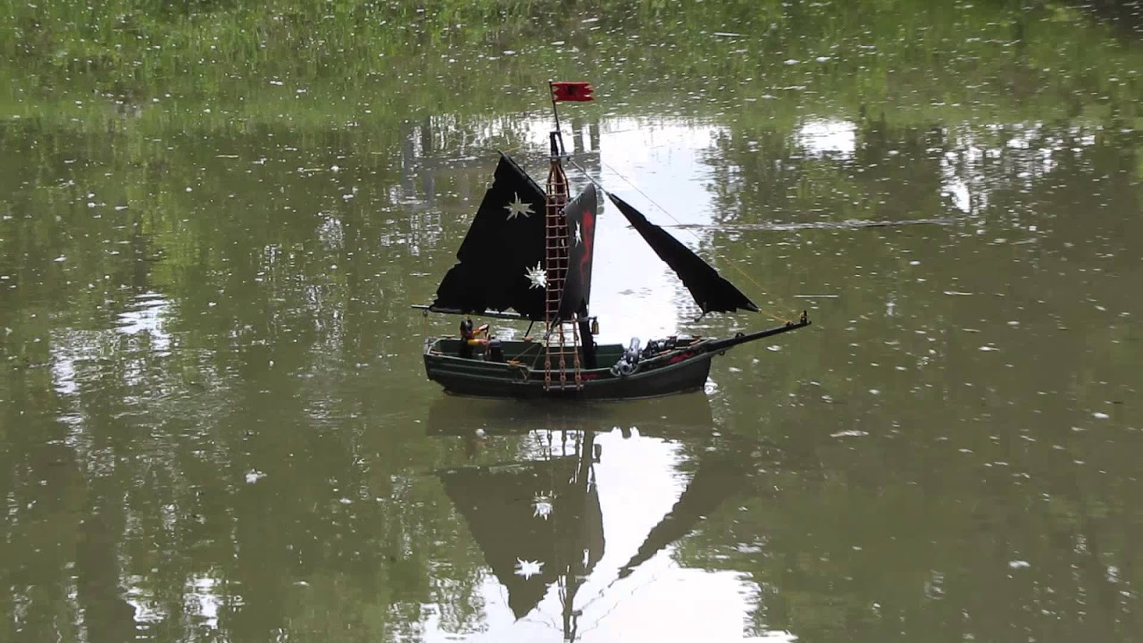 mast prop and test prop