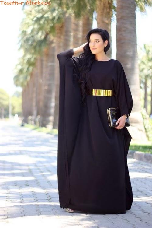 Pınar Akşam 2014 Tesettür Abiye Modelleri