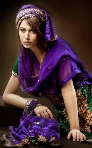 Latest Fashion of Bridal Clothes