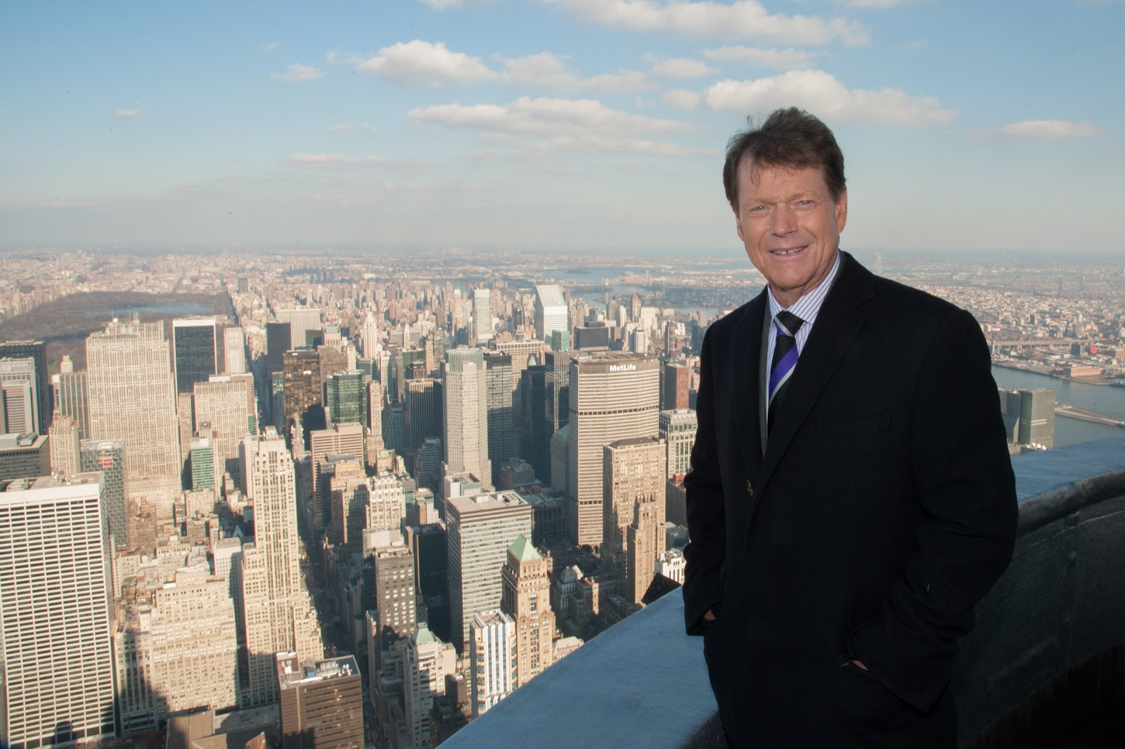 American golfer 2014 u s ryder cup captain announcement for 103rd floor empire state building
