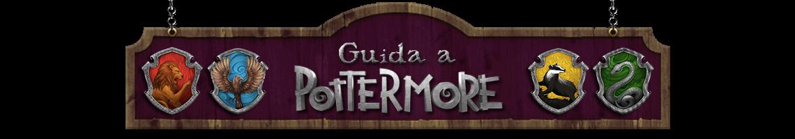 Guida a Pottermore