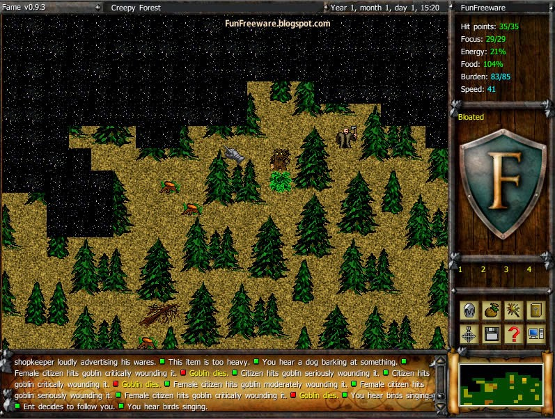 Fame - Free RPG Image 3