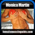 Monica Martin IFBB Pro Female Bodybuilder Thumbnail Image 1