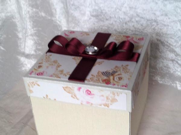 Wedding cake / Tort weselny