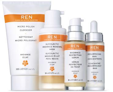 REN Radiance Range