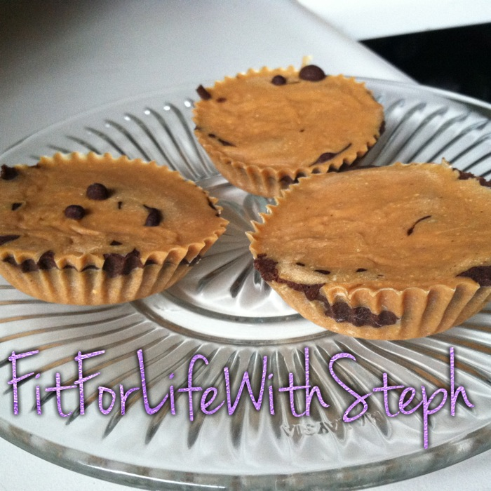 Fit For Life With Steph: Inside Out Shakeology Peanut Butter Cups