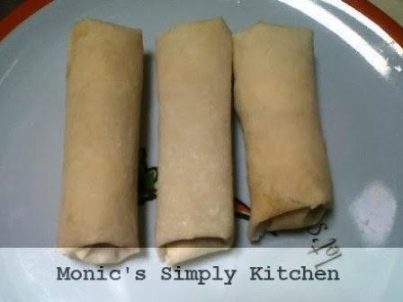 resep masakan lumpia sayuran