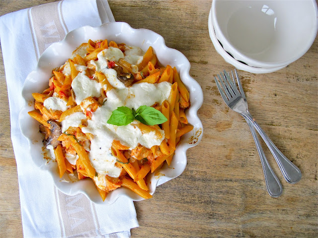 penne pasta pie penne pasta pie pasta is always the solution to a ...
