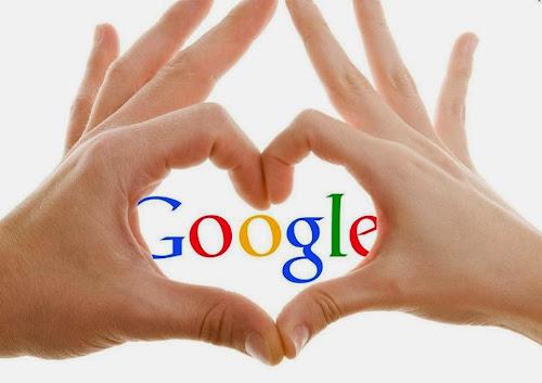 Google patenteia gesto de coração feito com as mãos