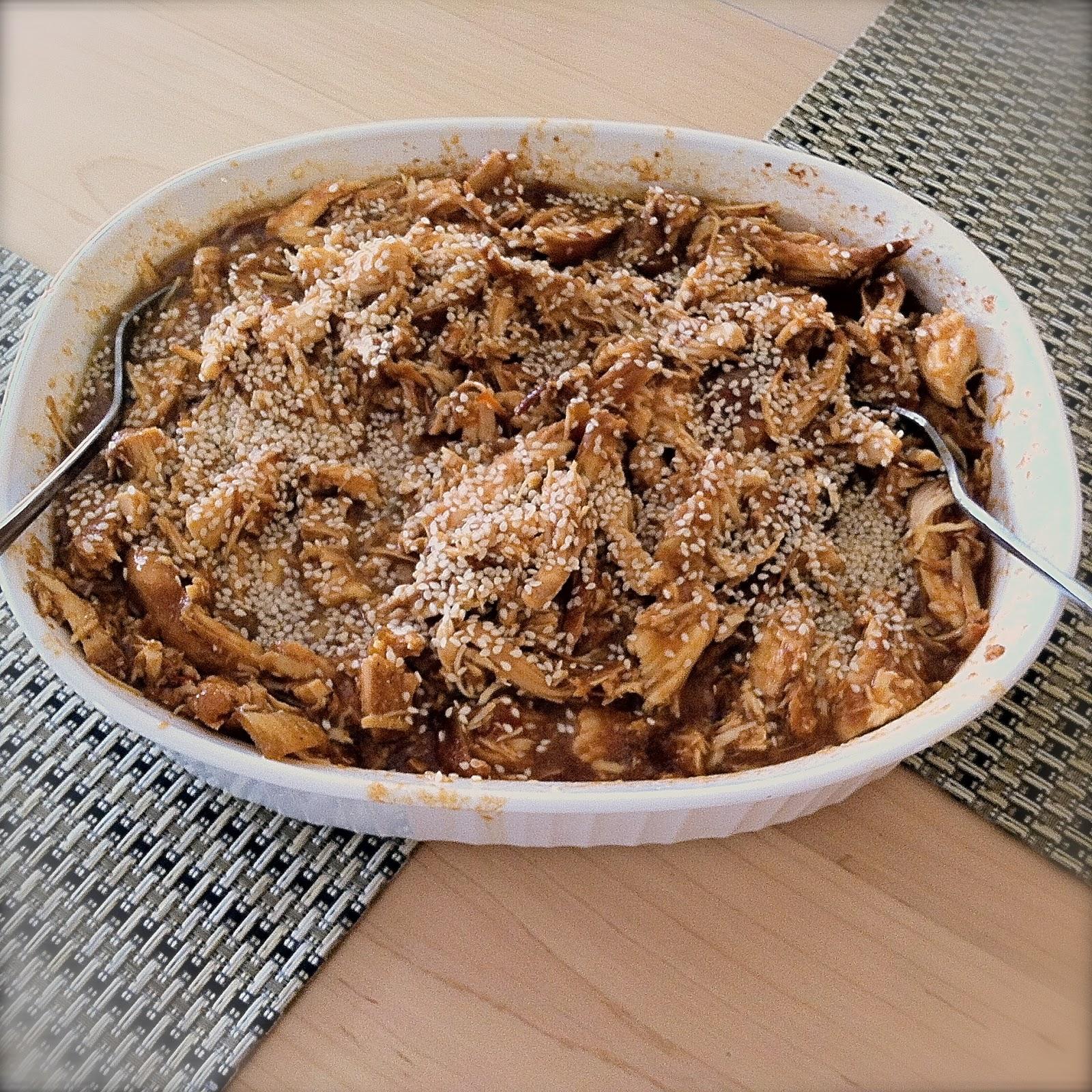 Crock Pot Honey Sesame Chicken- One of my favorite Chicken Recipes!