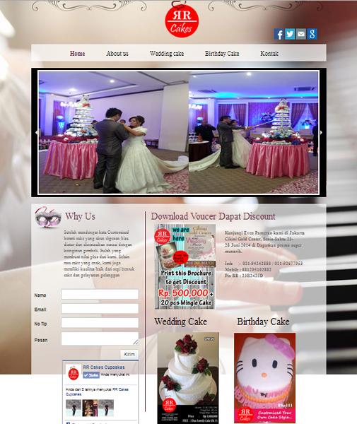 Jasa Buat Website Murah jakarta
