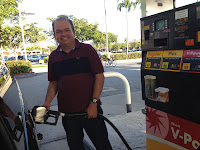 gasolina self service