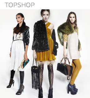TopShop+HolidayCollection
