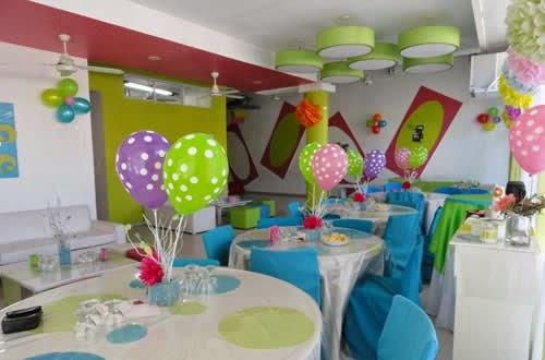 Fiesta infantil en casa finest fiesta infantil san isidro - Decoracion fiestas infantiles en casa ...
