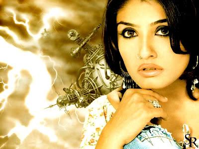 Raveena Tandon sexy picture