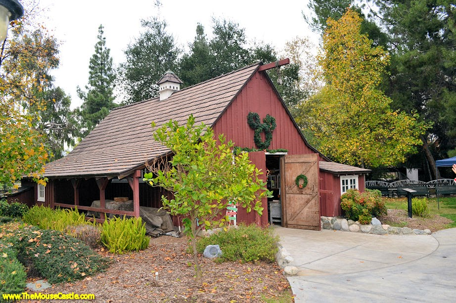 Walt's Barn in Griffith Park