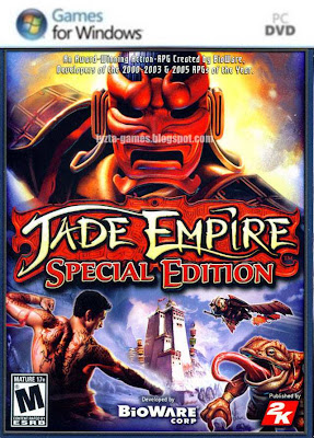Jade Empire: Special Edition PC Cover