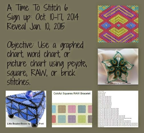 A Time To Stitch 6 em 2015-01-10