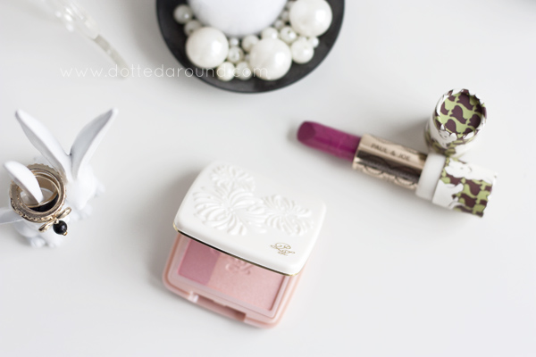 Paul Joe carousel spring blush lipstick