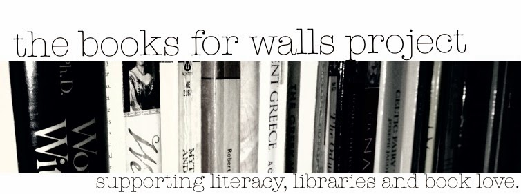 The Books for Walls Project