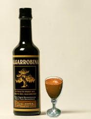 Coctel de Agarrobina