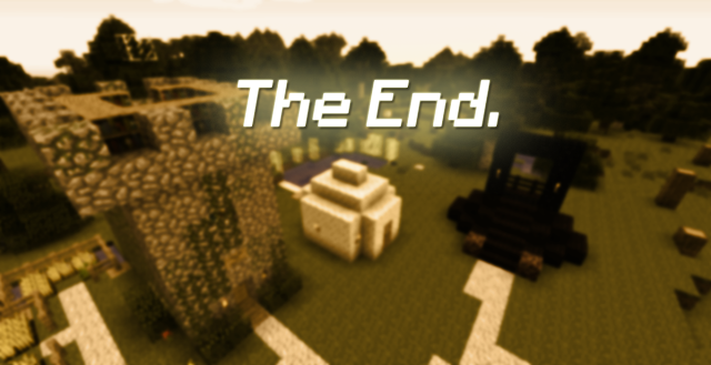 I hope you enjoyed my adventure as much as I did! Stay tuned for Episode 2: Advent of the Wither